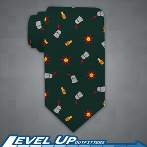 Dark Souls Inspired Necktie