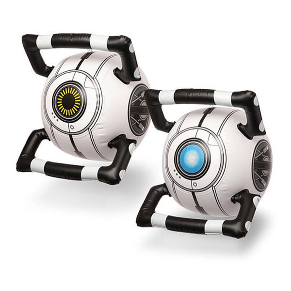 Portal 2 Inflateable Space Core