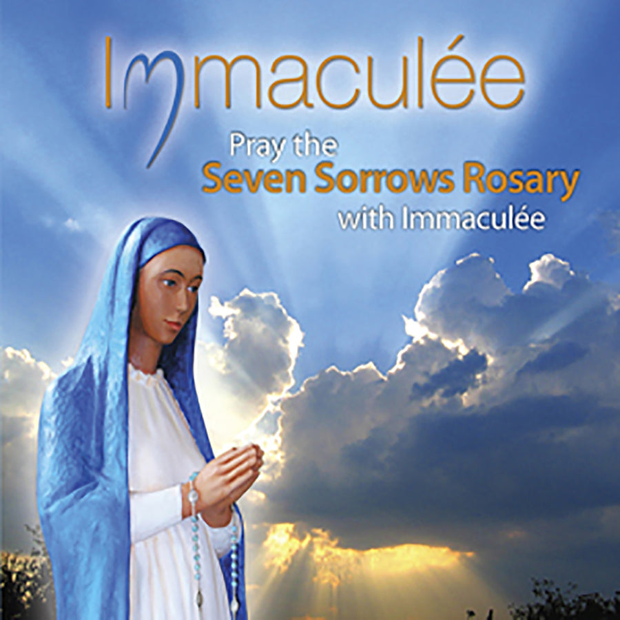 Rosary of the 7 Sorrows of Mary CD by Immaculee Ilibagiza