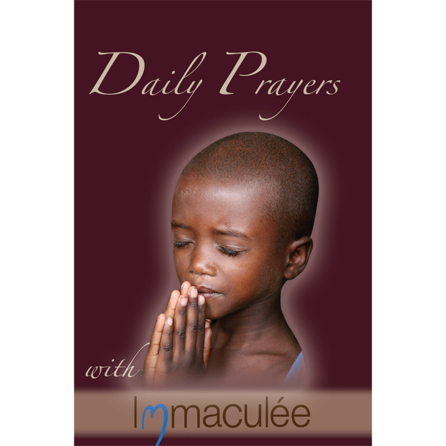 10 Daily Prayers Booklet with Immaculee