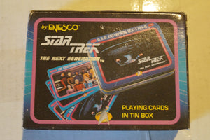 Star Trek Collector Playing Cards, The Next Generation