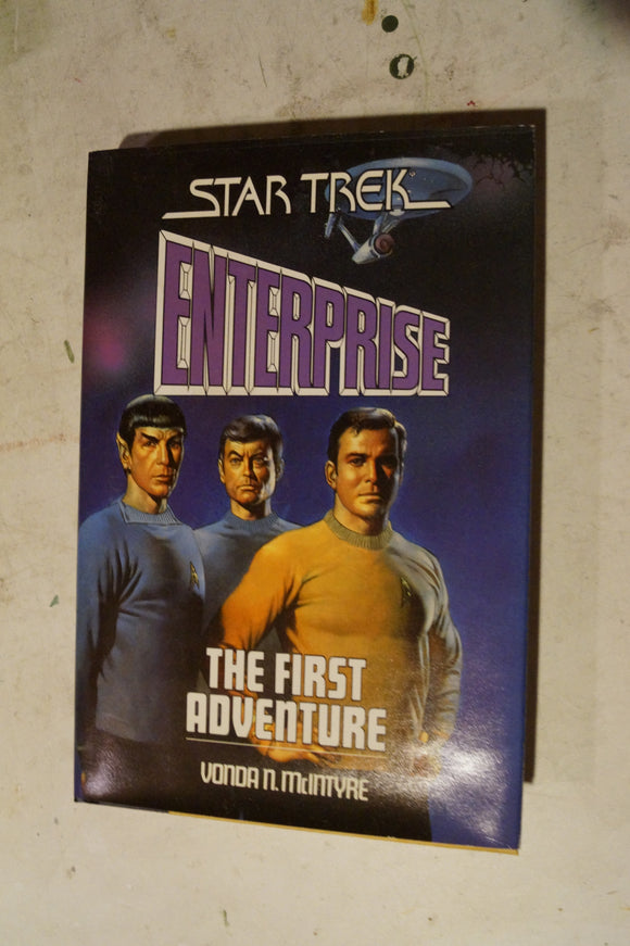 Star Trek Enterprise the very first adventure