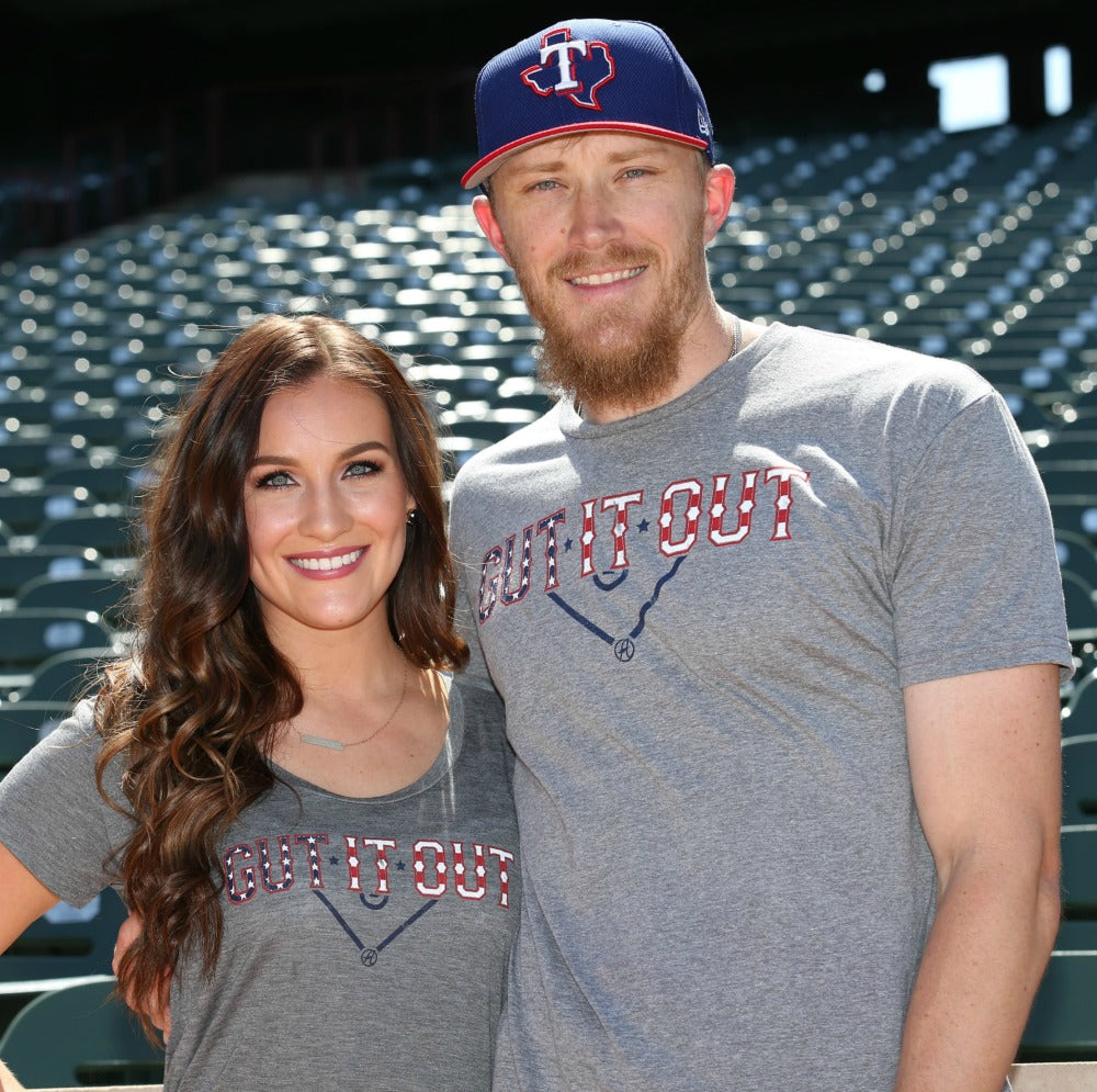 Press Release: Jake Diekman USA (Gut It Out Foundation)