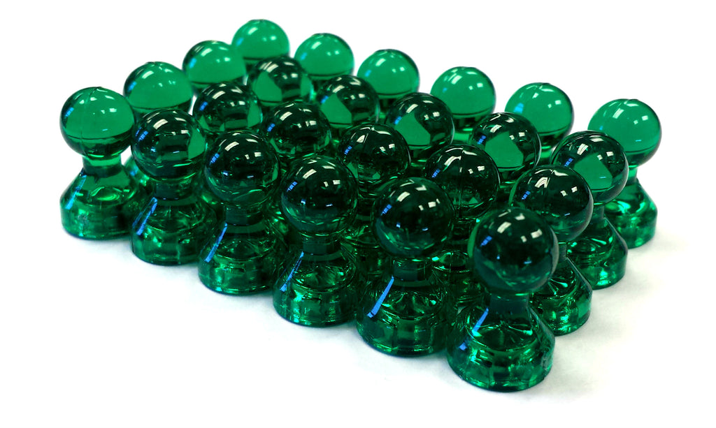 Green Magnets - Pawn Magnets