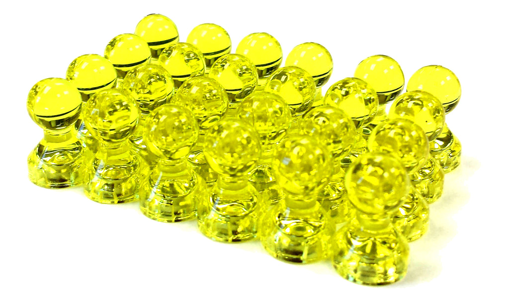 Yellow Magnets - Pawn Magnets