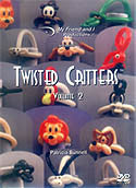 Twisted Critter DVD Volume 2