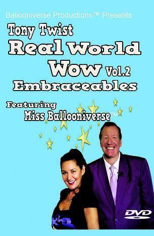 Tony Twist Real World Vol. 2 Embraceables