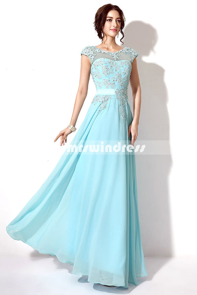 Simple Prom Dresses,Vintage Prom Gowns,Long Evening Dress, Evening Dresses,SD181