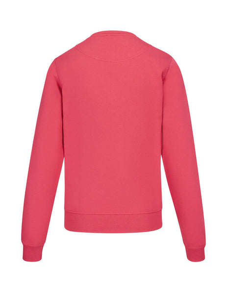 KENZO Women's Giulio Fashion Coral Passion Flower Tiger Sweatshirt F962SW7124XO27