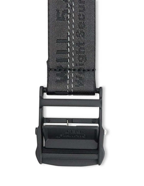Off White Women's Black Industrial Belt Owrb009E192230986010