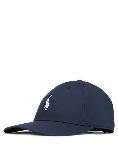 Polo Ralph Lauren Men's Giulio Fashion Navy Twill Baseball Cap 710753170002