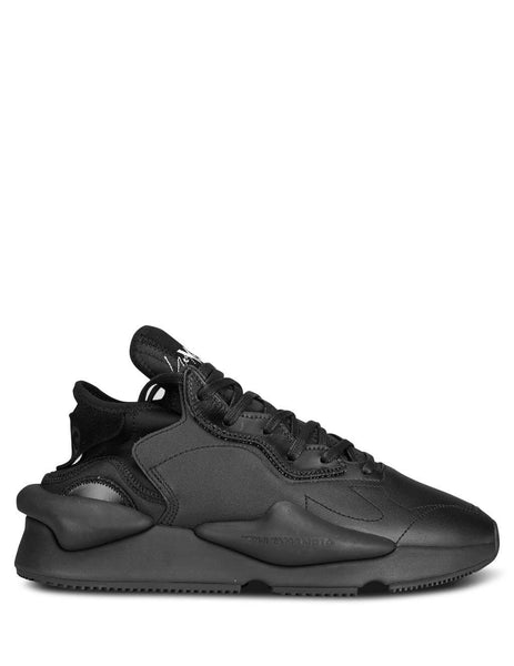 Y-3 Men's Giulio Fashion Black Kaiwa Sneakers EF2561