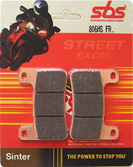 Honda CBR1000RR (Radial Calipers) 2009> SBS Front Brake Pads