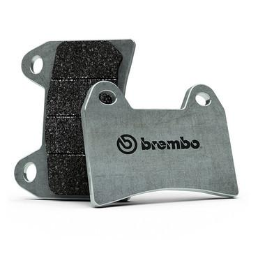 Triumph Daytona 675 2009-16 Brembo Carbon Ceramic Front Brake Pads RC Compound For Track Use Only