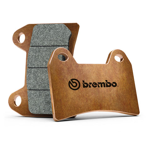 Ducati 1199/S/R & 1299/S Panigale Brembo Z04 Sintered Compound Front Brake Pads for Race & Track Day Use Only
