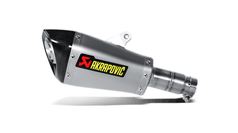 Yamaha YZF R6 2017>  Akrapovic Titanium Silencer Slip-On Kit
