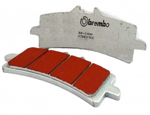 Honda CBR1000RR SP1 2017> Brembo Sintered Front Brake Pads SC Compound Front Brake Pads For Fast Road & Track Use