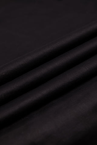 Jet Black Trouser - Stretchable Lycra