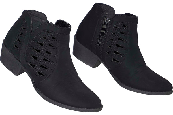 Lucky Ankle Boots - Playground Couture