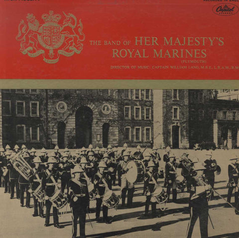 Band Of H.M. Royal Marines Plymouth - The Band Of Her Majesty's Royal Marines (Plymouth)