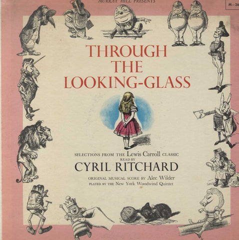 Cyril Richard - Through The Looking Glass