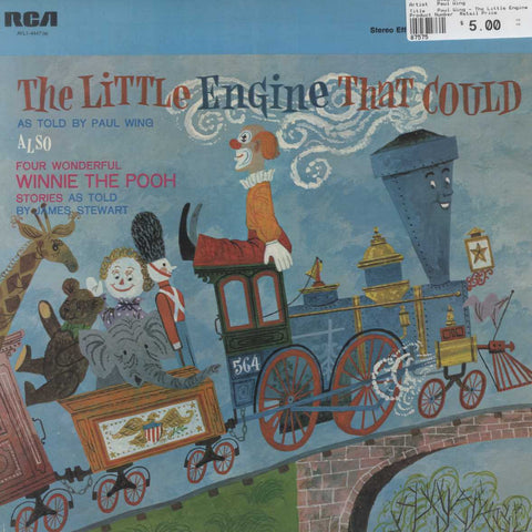 Paul Wing - The Little Engine That Could