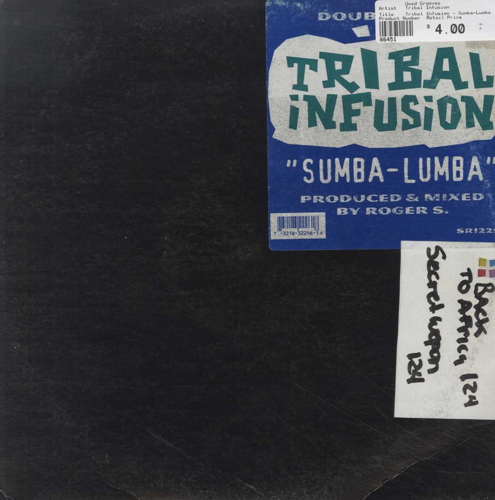 Tribal Infusion - Sumba-Lumba