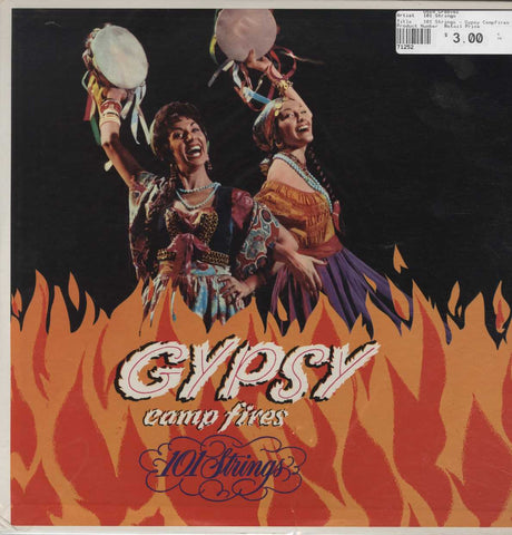 101 Strings - Gypsy Campfires