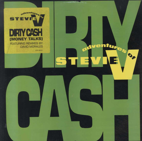 Adventures Of Stevie V. - Dirty Cash