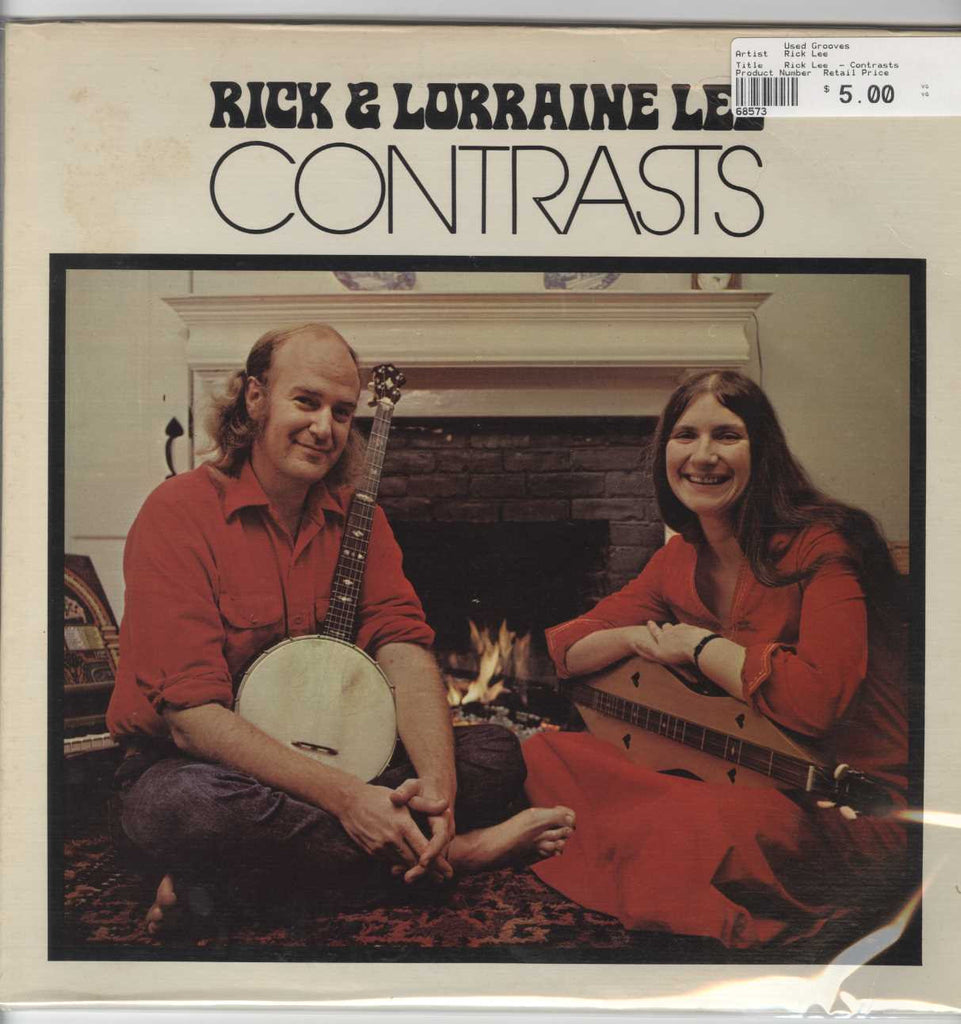 Rick Lee  - Contrasts