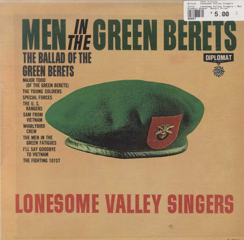 Lonesome Valley Singers - Men In The Green Berets