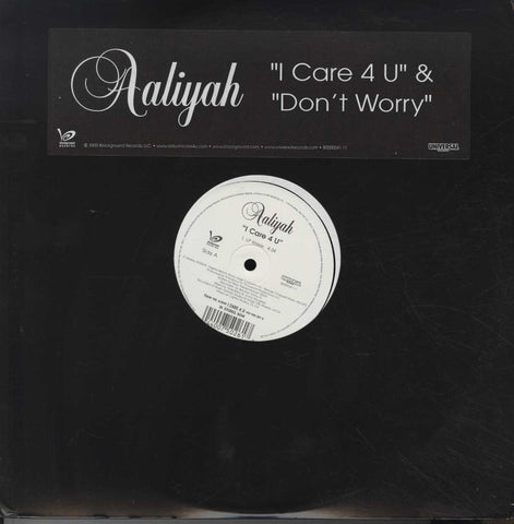 Aaliyah - I Care 4 U / Don''''t Worry