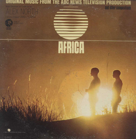 Alex North - Africa Original Music From The ABC News Television Production