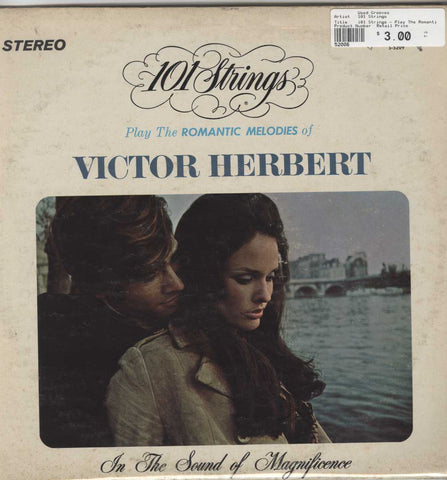 101 Strings - Play The Romantic Melodies Of Victor Herbert