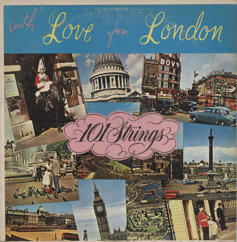 101 Strings -  With Love From London