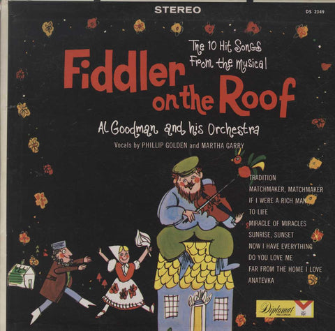 Al Goodman And His Orchestra - Fiddler On The Roof