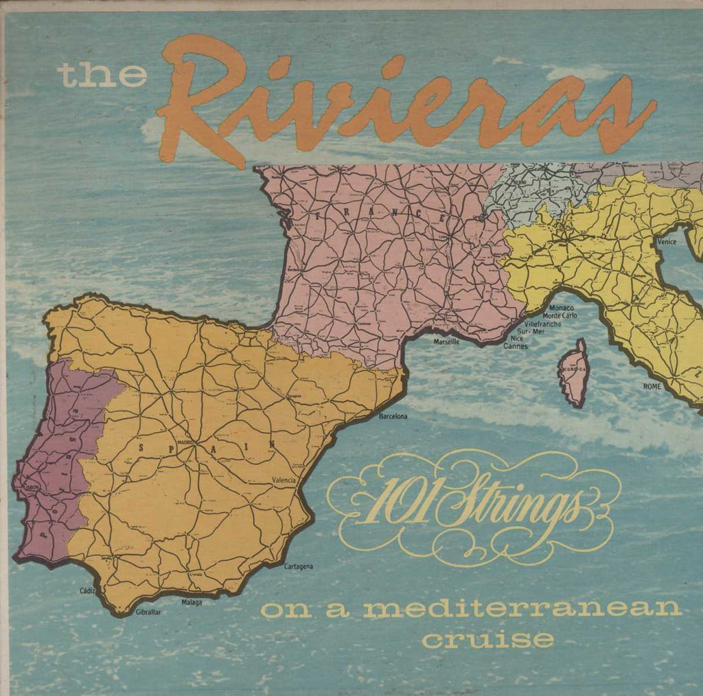 101 Strings - The Rivieras