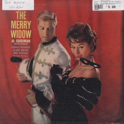 Al Goodman And His Orchestra - The Merry Widow