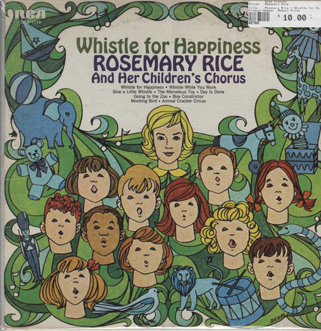 Rosemary Rice - Whistle for Happiness