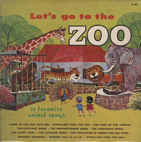 Unknown Artist - Let's Go To The Zoo