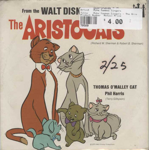 Mike Sammes Singers - The Aristocats / Thomas O'Malley Cat