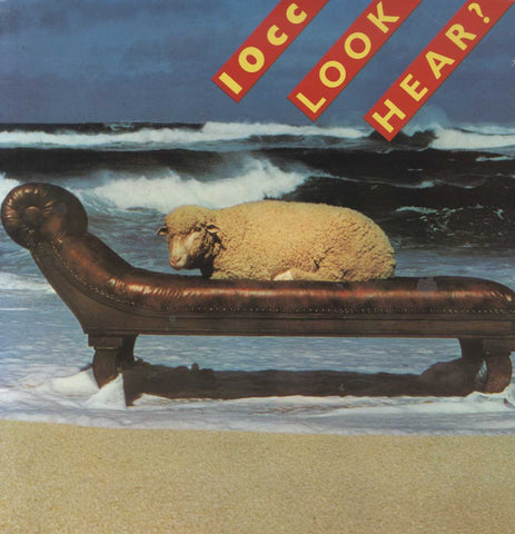 10cc - Look Hear?
