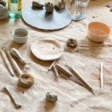 Workshop: hand building with Beau Rush Ceramics