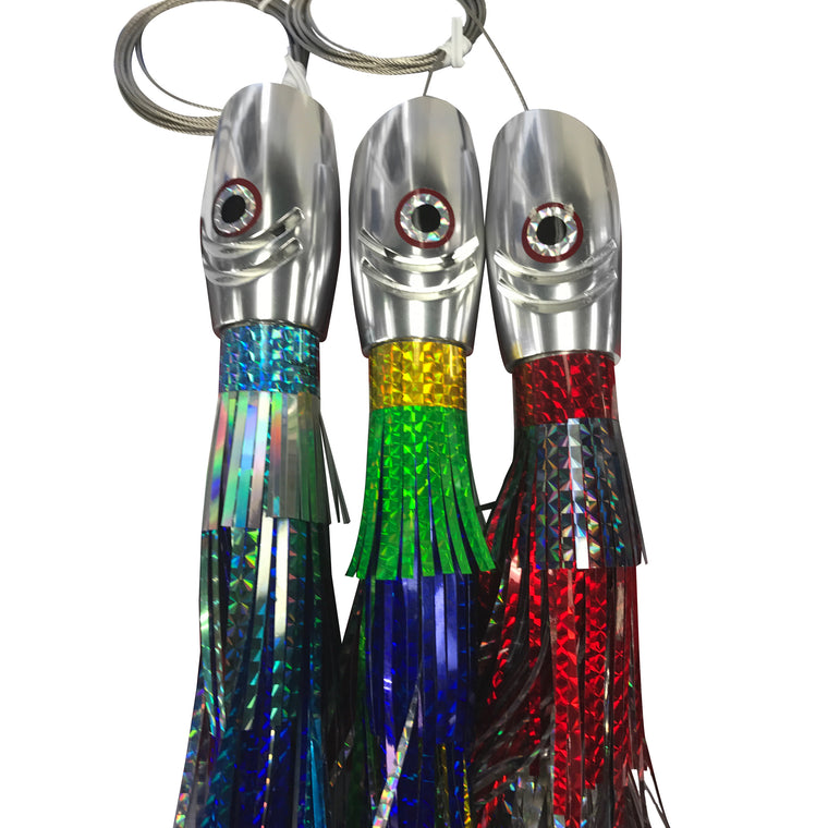 Ballyhood EZ Money Wahoo Lure 3 Pack