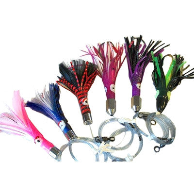 Ballyhood Blackfin Tuna Dolphin Lure Pack