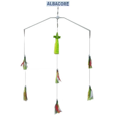 Ballyhood Albacore Tuna Spreader Bar