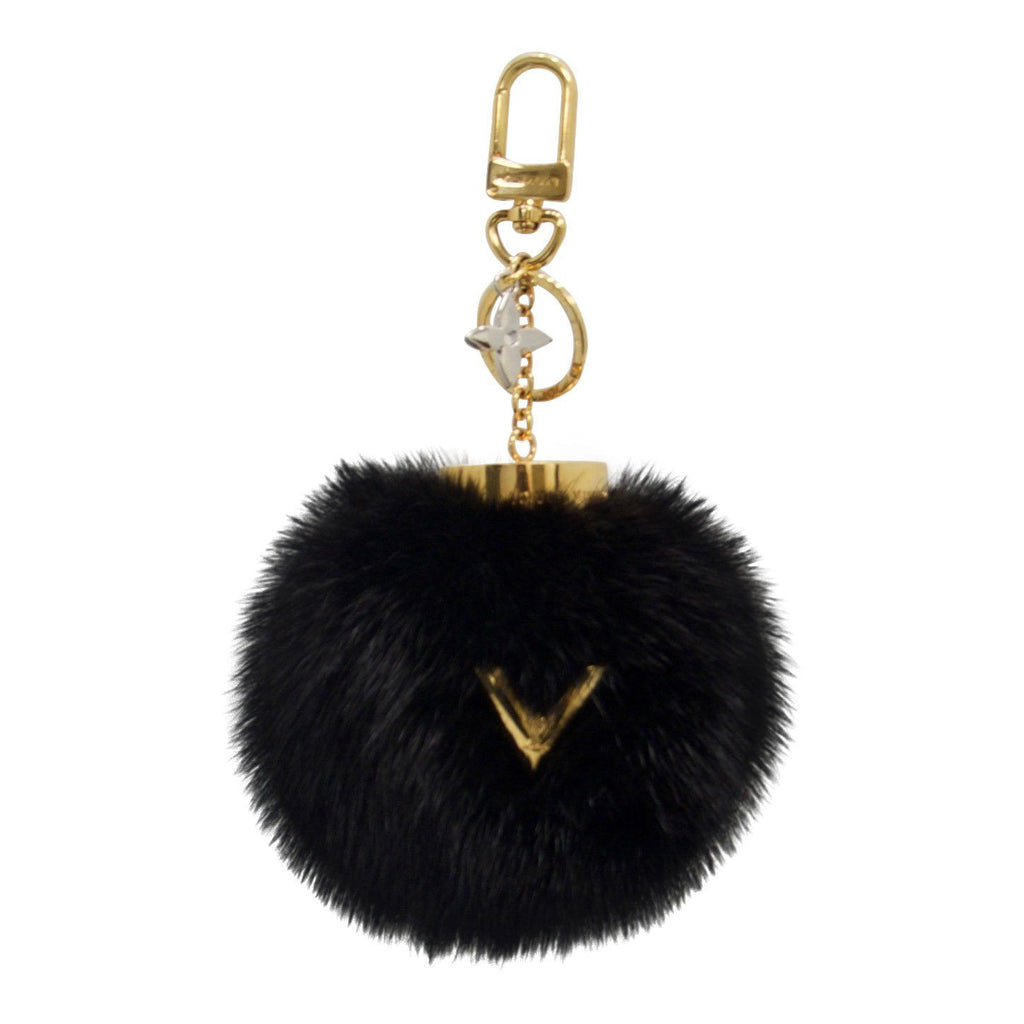 Louis Vuitton Fuzzy Bubble Bag Charm Accessories Louis Vuitton
