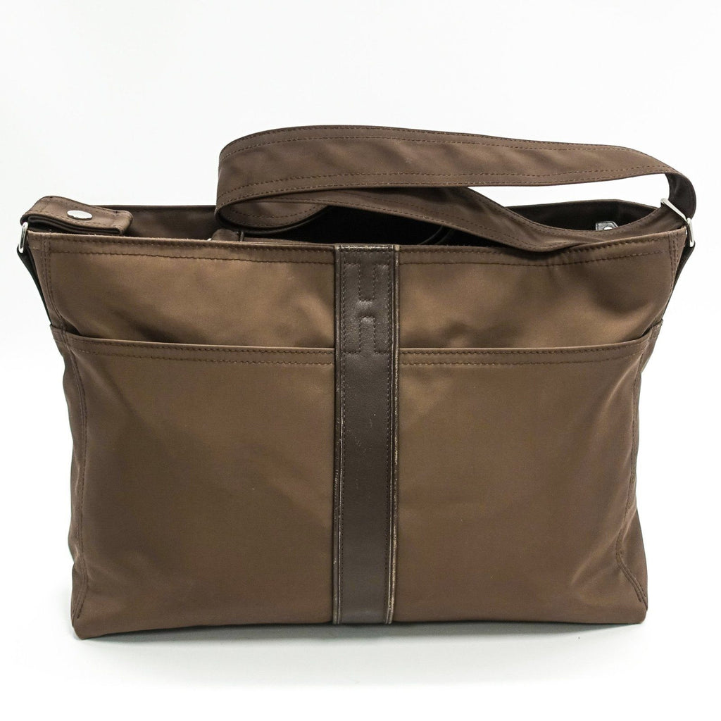 Hermes Brown Acapulco Bassas Men's Bag Bags Hermes