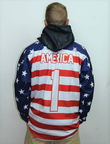 USA Liberty Hockey Jersey
