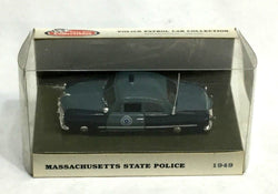White Rose Collectibles 1949 Ford Massachusetts State Police Car Boxed NEW